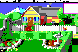 Mixed-Up Mother Goose 9