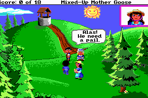 Mixed-Up Mother Goose 11
