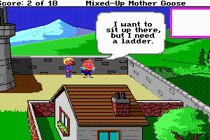 Mixed-Up Mother Goose 13