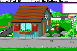 Mixed-Up Mother Goose 17