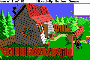 Download Mixed Up Mother Goose My Abandonware