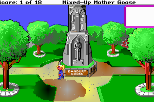 Mixed-Up Mother Goose 8