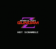 Mobile Suit Z Gundam: Hot Scramble 0