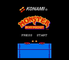 Monster in My Pocket 0