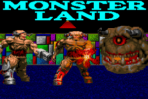 Monster Land abandonware