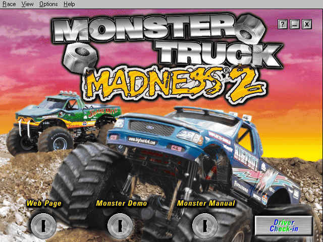 Download Monster Truck Madness 2 Windows My Abandonware