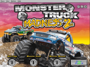 Monster Truck Madness 2 0