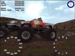 Monster Truck Madness 2 abandonware
