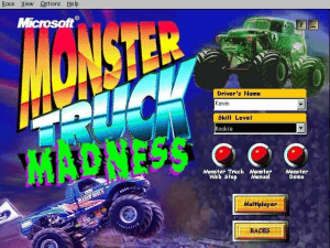 Monster Truck Madness 0