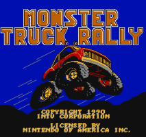 Monster Truck Rally 0