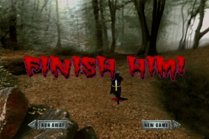 Monty Python & the Quest for the Holy Grail abandonware