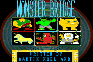 Moraff's Monster Bridge 2