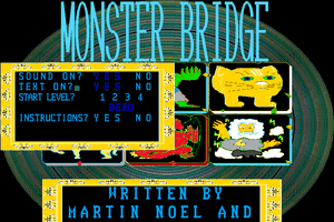Moraff's Monster Bridge 3