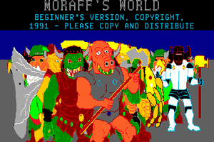 Moraff's World 0