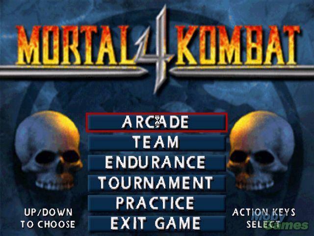 Download Mortal Kombat 4 (Windows) - My Abandonware