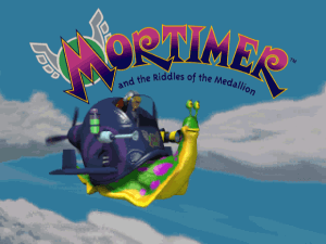 Mortimer and the Riddles of the Medallion 2