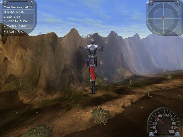 Motocross madness • windows games • downloads @ the iso zone.