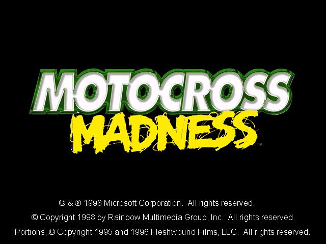 Download Motocross Madness (Windows) - My Abandonware