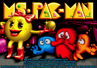 Ms. Pac-Man 0
