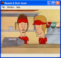 MTV's Beavis and Butt-Head in Virtual Stupidity 13