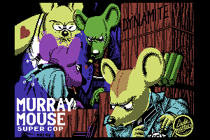 Murray Mouse: Supercop 0
