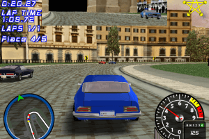 Muscle Car 3: Illegal Street 10