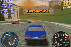 Muscle Car 3: Illegal Street 11