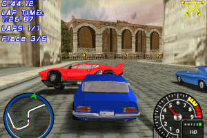 Muscle Car 3: Illegal Street 12