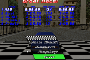 Muscle Car 3: Illegal Street 14