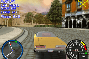 Muscle Car 3: Illegal Street 5
