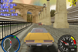 Muscle Car 3: Illegal Street 6