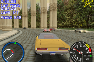 Muscle Car 3: Illegal Street 7