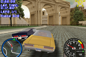 Muscle Car 3: Illegal Street 8