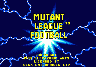 Mutant League Football 0