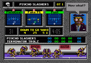Mutant League Football 5