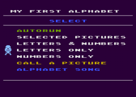 My First Alphabet abandonware