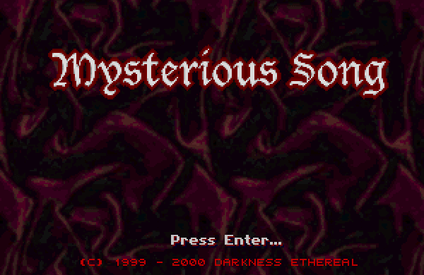 Mysterious Song 0