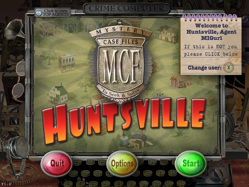 Mystery Case Files: Huntsville (Windows) - My Abandonware