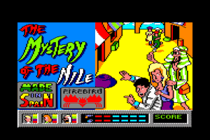 Mystery of the Nile 0