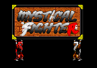 Mystical Fighter 0