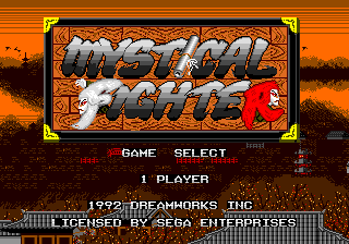 Mystical Fighter 1