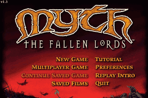 Myth: The Fallen Lords 3