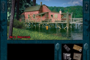 Nancy Drew: Ghost Dogs of Moon Lake abandonware