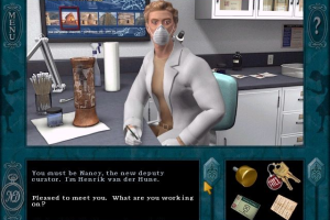 Nancy Drew: Secret of the Scarlet Hand abandonware