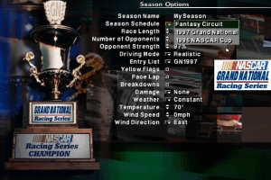 NASCAR: Grand National Series Expansion Pack abandonware