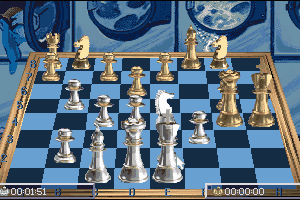 National Lampoon's Chess Maniac 5 Billion and 1 abandonware