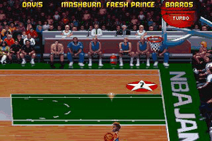 NBA Jam Tournament Edition 12
