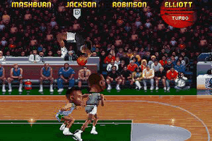NBA Jam Tournament Edition 16