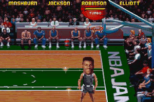 NBA Jam Tournament Edition 17