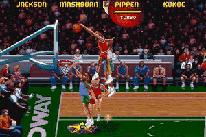 NBA Jam Tournament Edition 18